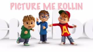 Picture me Rollin Alvin, Simon, Theodore(lyrics included)
