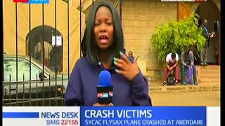 Crash Victims,body identification process successful:News Desk full bulletin