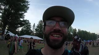 ELECTRIC FOREST 2019 DAY 2 VLOG