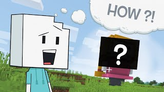 Fans Surprised me with a custom Minecraft server.