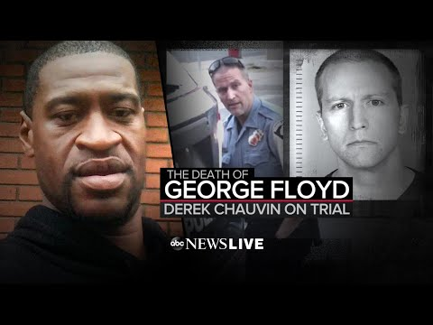 Watch LIVE: Derek Chauvin Trial for George Floyd Death -  Day 12 | ABC News Live Coverage