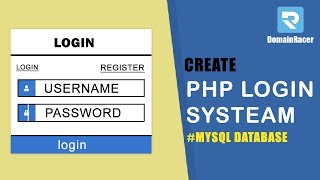 """Create """"PHP Login System Using PHP And MySQL Database"""": With Source Code"""