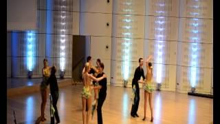 Latinsko-americké tance - Salsa