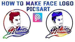 Make Your Face Logo | Picsart Editing Tutorial 2019 | Picsart Background Change