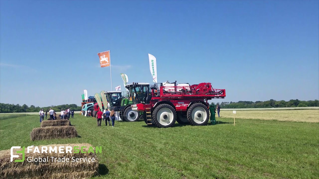 «Field Days» of international level were held in Kiev Oblast