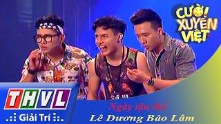 THVL | Cười xuyên Việt 2015 – Chung kết xếp hạng: Ngày tận thế - Lê Dương Bảo Lâm, Trấn Thành