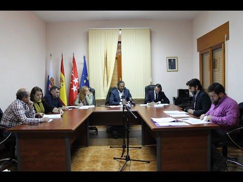 Ayuntamiento de Villamantilla. Pleno Ordinario de fecha 26 de diciembre de 2019