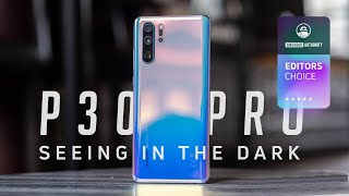 Huawei P30 Pro review: The phone that sees in the dark