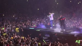 Post Malone & Drake - Life Is Good & Money In The Grave (Toronto Live 2020)