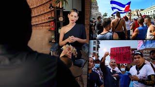 Cubano nos revela lo que realmente pasa en Cuba