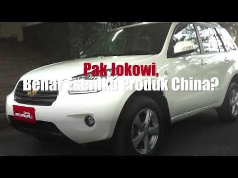 Pak Jokowi, Benar Esemka Produk China?