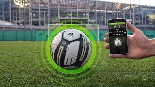 Тестируем УМНЫЙ МЯЧ Adidas Smart Ball