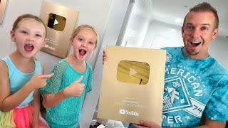 Go For Gold! Thanks a Million... Again!!!
