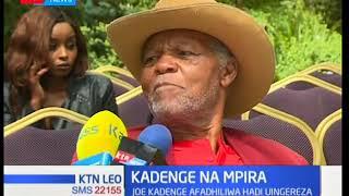 Kigogo wa zamani wa AFC Leopards Joe Kadenge awashawishi washika dau wa kandanda nchini