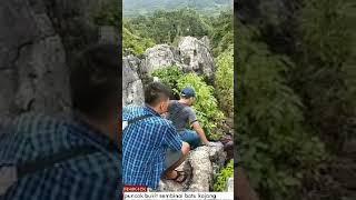 preview picture of video 'Bukit sembinai batu kajang 02 februari 2019'