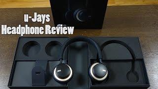 u-JAYS On-ear Headphone Review: Simple & Sweet!!!