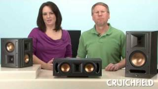 Klipsch Reference Home Speakers Review | Crutchfield Video
