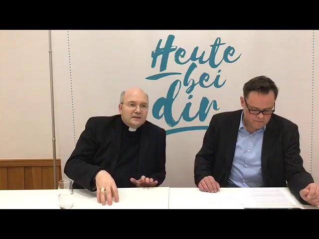 2. Facebook-Live-Chat mit Bischof Dr. Helmut Dieser