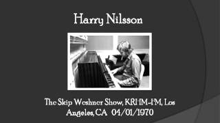 """""""Roses are Blooming"""" by Harry Nilsson"""