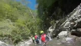 Amazing Canyoning Experience