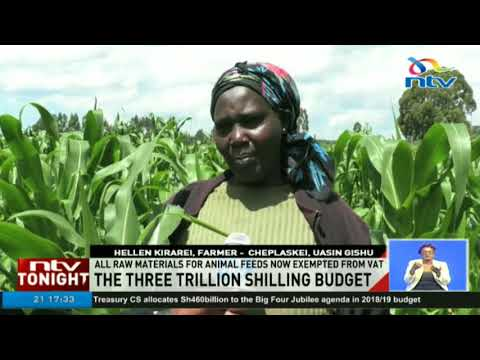 300m shillings set aside for combating the fall armyworm invasion