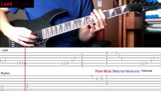 How To Play 'When I'm Gone' by 3 Doors Down (With On-Screen Tabs!) - Guitar Tutorial