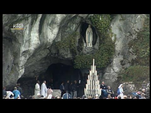 Chapelet à Lourdes du 19 octobre 2019