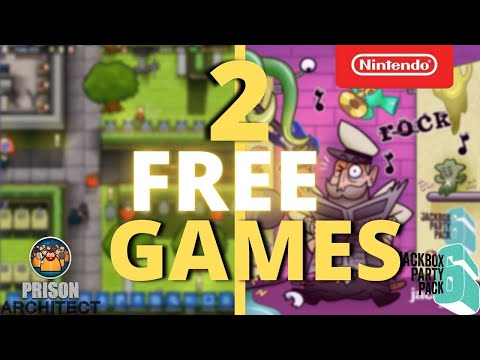 , title : 'Nintendo releases 2 NEW FREE-to-PLAY GAMES   Nintendo YouTuber'