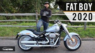 Walkthrough Talkthrough | 2020 Harley-Davidson Fat Boy
