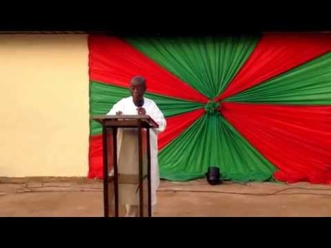 CCC of God Int'L: Nine lessons and carols 2014 and a special message to our nation Nigeria by Most S