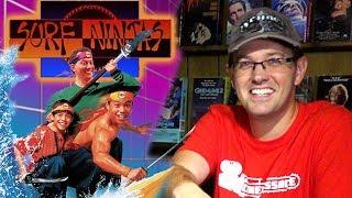 Surf Ninjas (1993) - Cinemassacre Rental Reviews