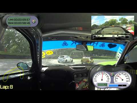 Brands Hatch 2021 – Race 2  – Richard Ford