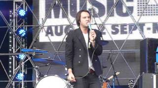 The Chevin - Champion (Live at Bingley Music Live 2012)