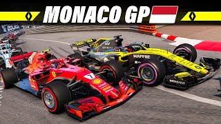 F1 2018 KARRIERE S02E06 – Monaco GP | Let's Play Formel 1 Deutsch Gameplay German