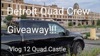 Vlog 13 Quad Castle-Tacos-Fpv Freestyle-Detroit Quad Crew