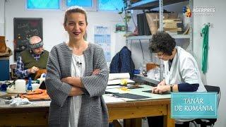 Tânăr de România: Schimbarea poate aduce succesul