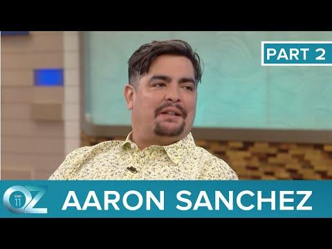 Sample video for Aaron Sanchez