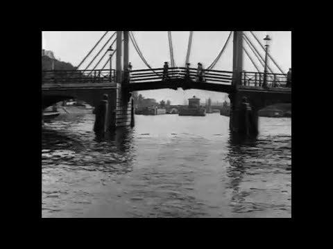 1920: De Haven van Amsterdam in al haar glorie