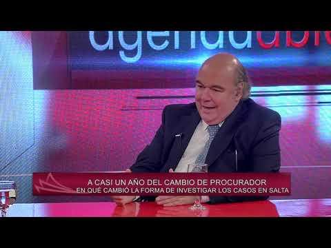 Video: Dr. Abel Cornejo en el programa Agenda Abierta