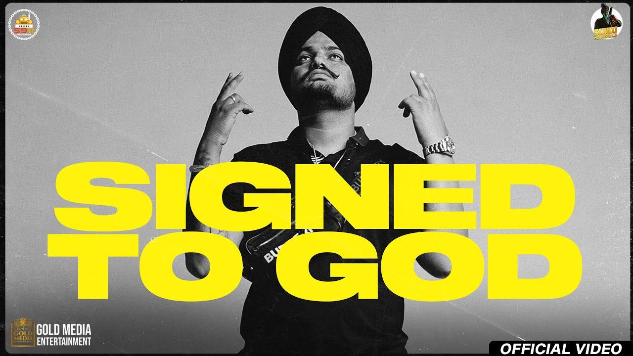 Signed To God (Official Video) Sidhu Moose Wala | Steel Banglez | The Kidd | JB | MooseTape| Sidhu Moose Wala Lyrics