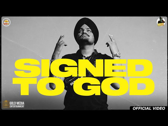 Signed To God video