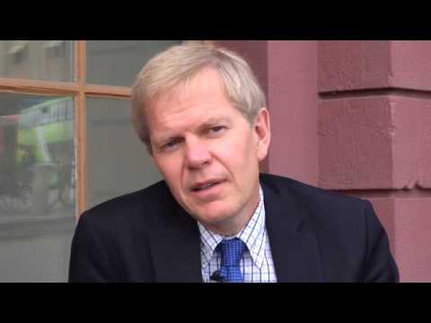 Meet Ambassador Of Sweden To The United States, Björn Lyrvall