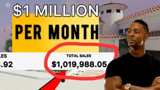 Fastest Way To Earn 1 Million Dollars Per Month Online (Step by Step) How To Make Money Online