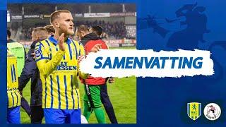 Kramer kopt RKC in slotfase naar overwinning | Samenvatting RKC Waalwijk - Sparta Rotterdam (21/22)