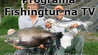 Morada do Gigante - Programa Fishingtur na TV 004
