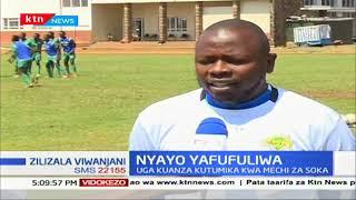 Uga wa Nyayo wakaratatiwa | ZILIZALA VIWANJANI