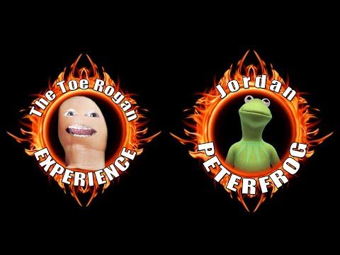 The Toe Rogan Experience: Jordan Peterfrog