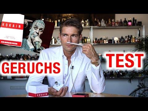 Ich Teste KOKAIN Rammstein Parfum