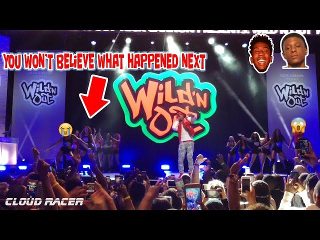 Wild N Out Live *Crazy Show* Orlando Ft Boosie & Desiigner