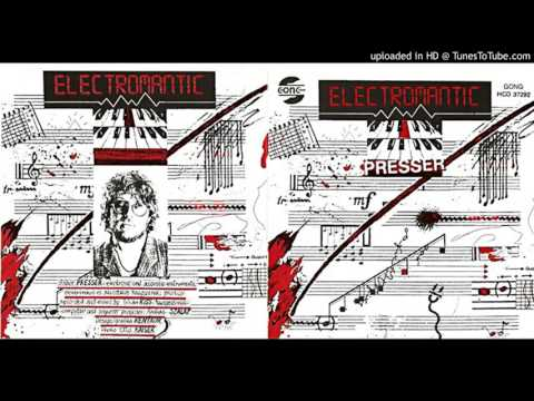 Presser Gábor – Electromantic 1/3